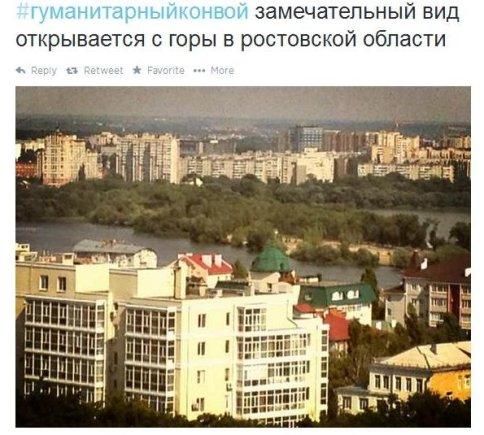 """Nuotr. iš """"Twitter""""/Rusų žurnalisto įrašas """"Twitter"""""""