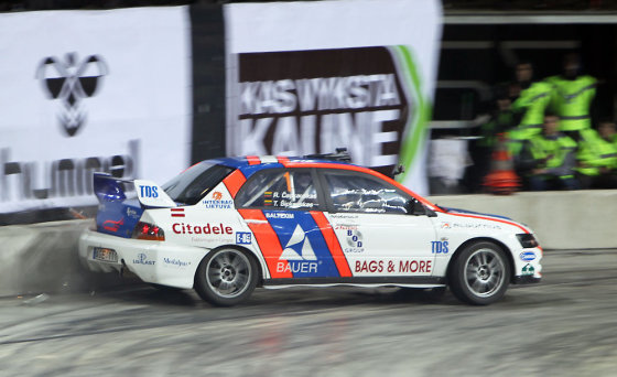 "Eriko Ovčarenko/15min.lt nuotr./""ASFA Motor Show"" ""Žalgirio"" arenoje"