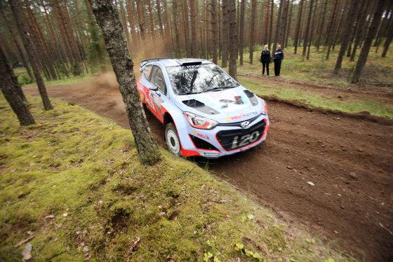 Eriko Ovčarenko/15min.lt nuotr./WRC Lietuvoje