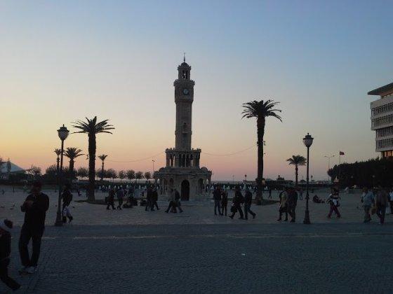 Saat Kulesi (laikrodžio bokštas)