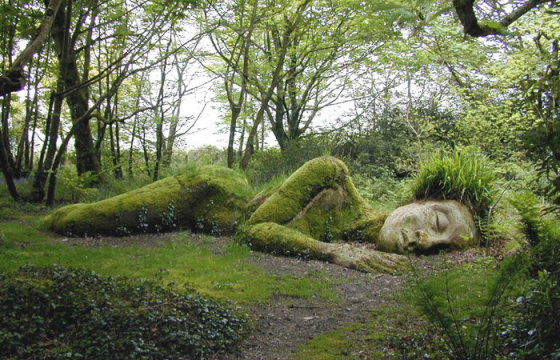 Heligan com. nuotr./The Lost Gardens of Heligan