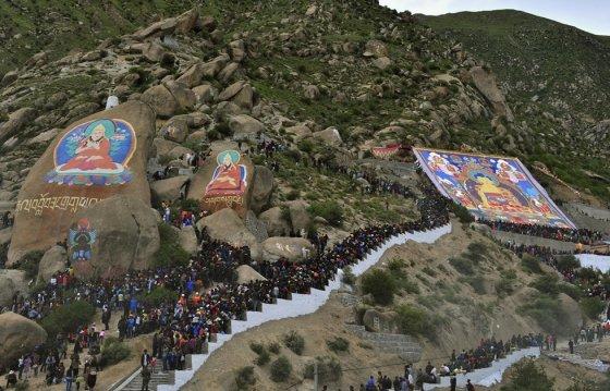 Reuters/Scanpix nuotr./Tibetas