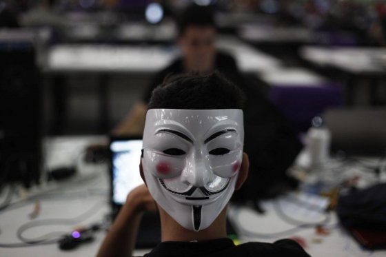 """Reuters""/""Scanpix"" nuotr./""Anonymous"" kaukė"