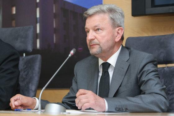Juliaus Kalinsko/15min.lt nuotr./Vytautas Antanas Matulevičius