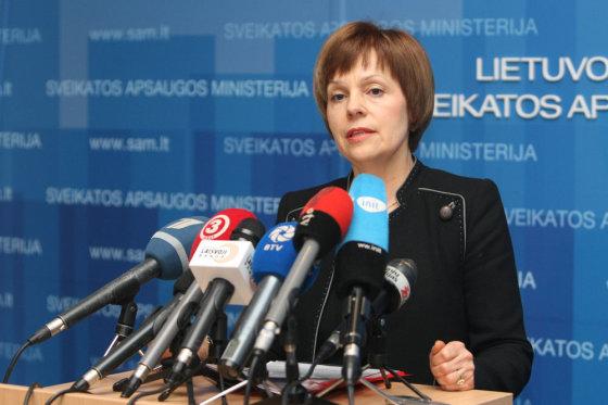 Juliaus Kalinsko/15min.lt nuotr./Sveikatos apsaugos viceministrė Nora Ribokienė