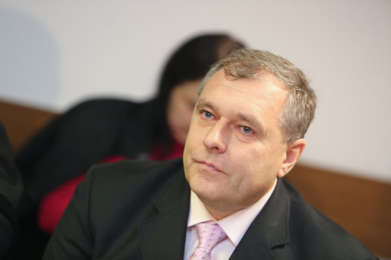 Juliaus Kalinsko/15min.lt nuotr./Egidijus Gesevičius