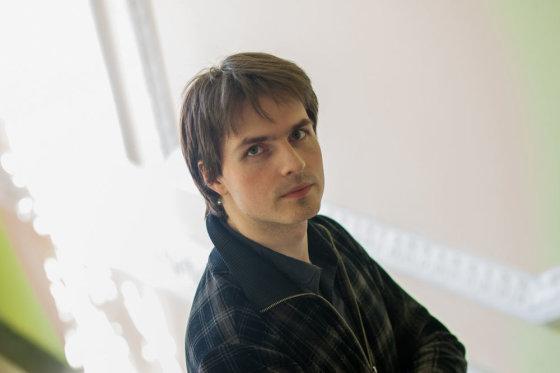 Juliaus Kalinsko/15min.lt nuotr./Viktoras Gerasimovas