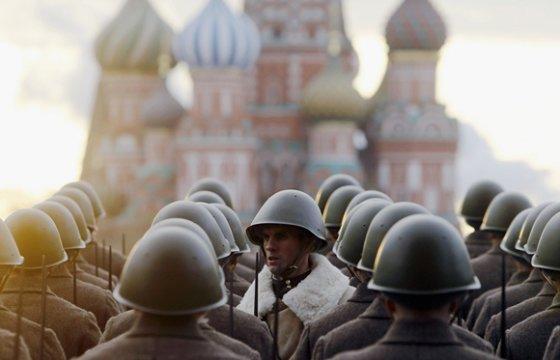 """""""Reuters""""/""""Scanpix"""" nuotr./Karinis paradas Raudonojoje aikštėje"""