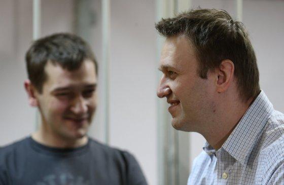 """""""Scanpix""""/ITAR-TASS nuotr./Aleksejus Navalnas"""