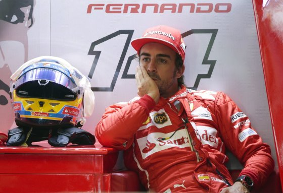 """Reuters""/""Scanpix"" nuotr./Fernando Alonso"