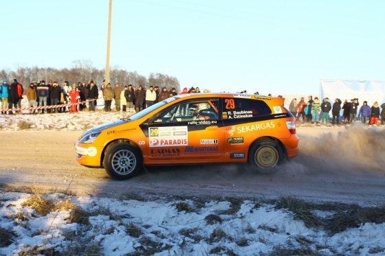 """Remigijaus nuotr. /""""Halls Winter Rally 2014"""": skaitytojų ir žiūrovų žvilgsnis"""