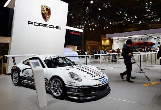 "AFP/""Scanpix"" nuotr./""Porsche 911 GT3"""