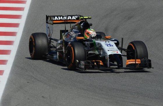 """AFP/""""Scanpix"""" nuotr./Sergio Perezas"""