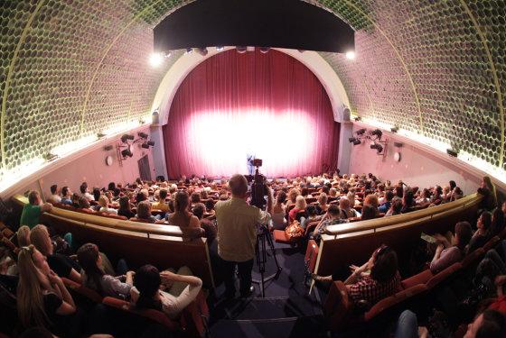 VMT nuotr./Spektaklis Vilniaus mažajame teatre