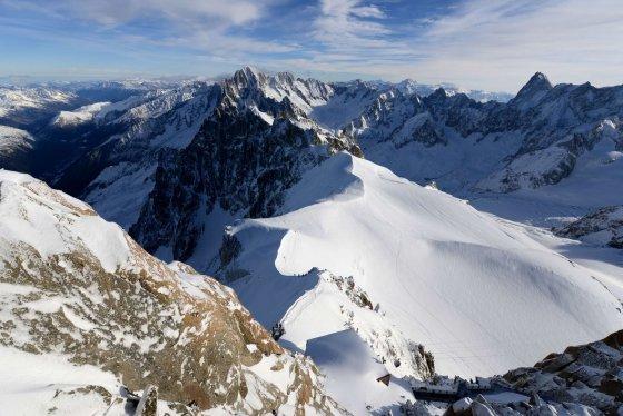 "AFP/""Scanpix"" nuotr./Alpės"