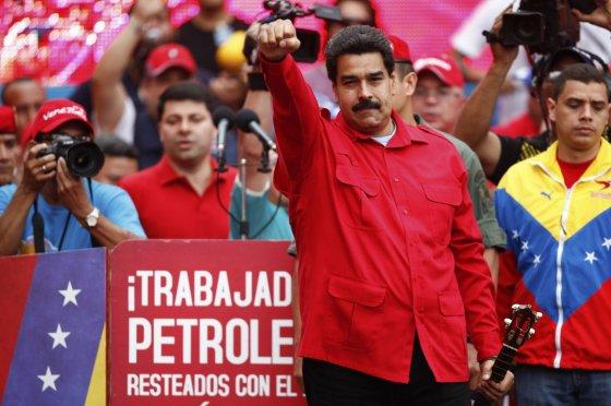 """Reuters""/""Scanpix"" nuotr./Venesuelos prezidentas Nicolas Maduro"