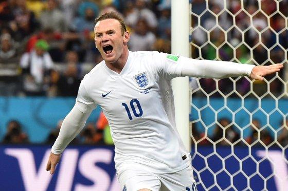 "AFP/""Scanpix"" nuotr./Wayne'as Rooney"