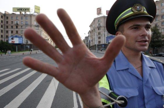 """""""Reuters""""/""""Scanpix"""" nuotr./Baltarusijoje nesiliauja protestai"""
