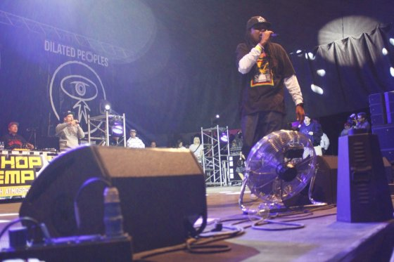 """Martos Fedotovos nuotr./""""Dilated Peoples"""""""