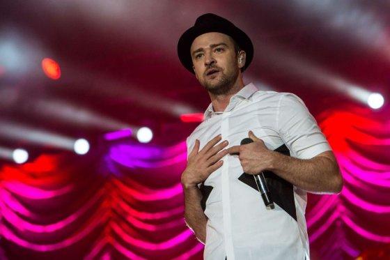 """AFP/""""Scanpix"""" nuotr./Justinas Timberlake'as"""
