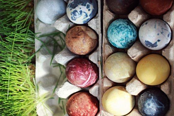 marguciai 534ba5f913bd2 Kiaušinių dažymas Vėlykoms