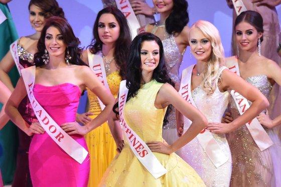 """AFP/""""Scanpix"""" nuotr./""""Mis Lietuva"""" Agnė Kavaliauskaitė (dešinėje)"""