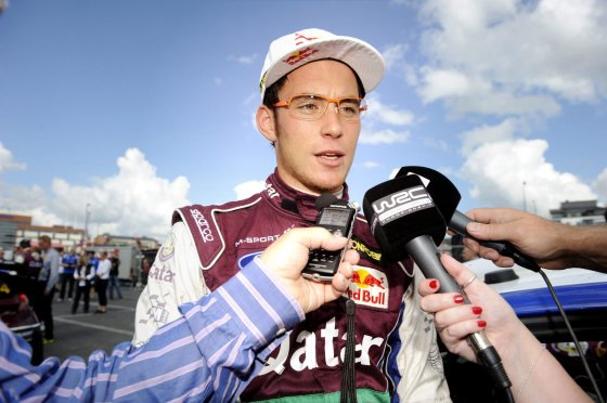 """Scanpix"" nuotr./Thierry Neuville'as"