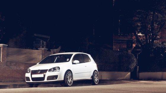"Andriaus Lauciaus nuotr./""Volkswagen Golf GTI"""