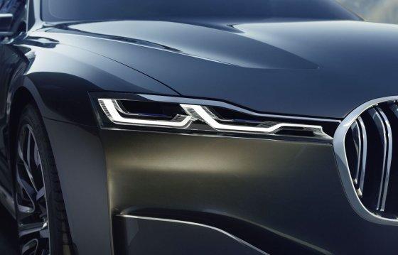 BMW nuotr./BMW 9 koncepcija