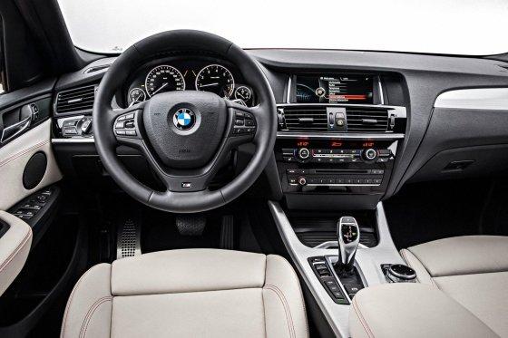BMW nuotr./BMW X4