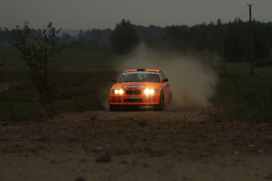 Giedriaus Matulaičio nuotr./Karolio Raišio ir Mindaugo Kašalyno BMW M3