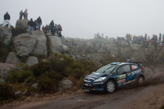 """Scanpix"" nuotr./""M-Sport"" WRC komanda"