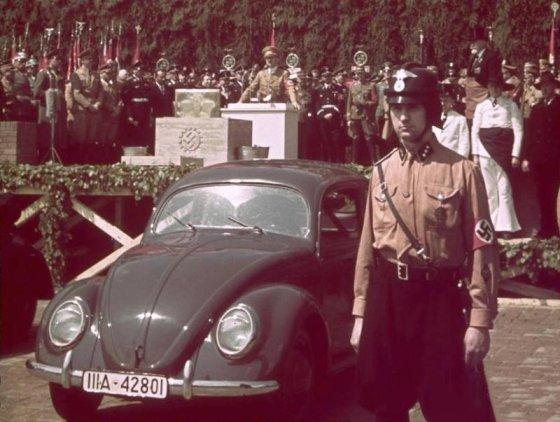 """Gatsbyonline.com nuotr./""""Volkswagen Kafer"""""""