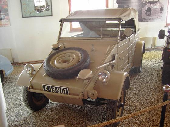 """Wikipedia.org nuotr./""""Volkswagen Kubelwagen"""""""