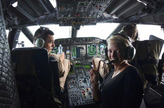 Vainiaus Eivos nuotr./Anželos Adamovič kelionės į Afganistaną akimirka