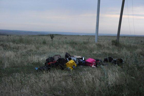 """""""Scanpix""""/""""Reuters"""", AFP nuotr./Prie Rusijos ir Ukrainos sienos sudužo """"Boeing 777"""" su 295 žmonėmis"""