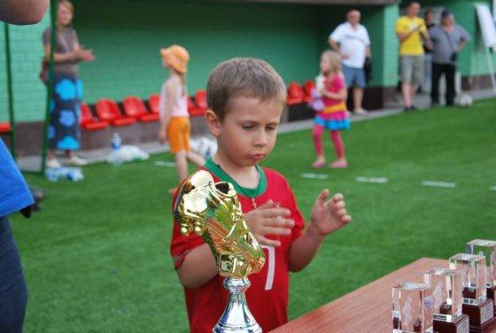 SKF futbolo turnyras