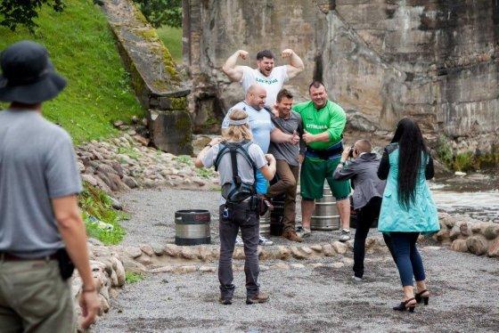"""Travel Channel"" filmavimas Vilniuje"