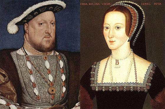 wikimedia.org nuotr./Henrikas VIII ir Ana Bolein