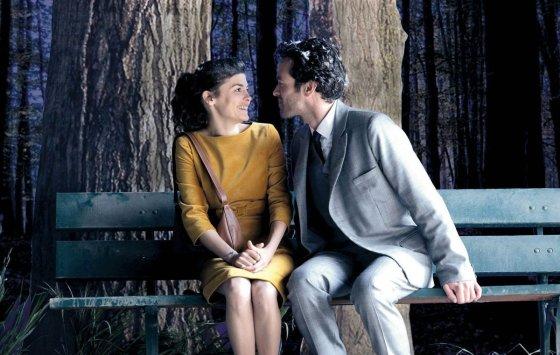 "Kadras iš filmo/ ""Gėlėti sapnai"" (""L'écume des jours"", 2013, IMDb – 6,6)"