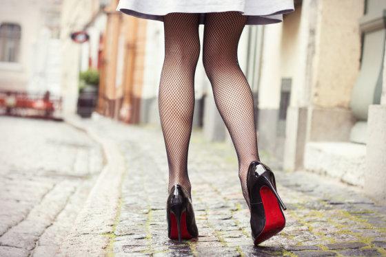 """""""Shutterstock"""" nuotr./Tinklinės pėdkelnės"""