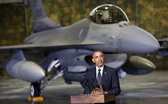"""Reuters""/""Scanpix"" nuotr./Barackas Obama Lenkijoje"