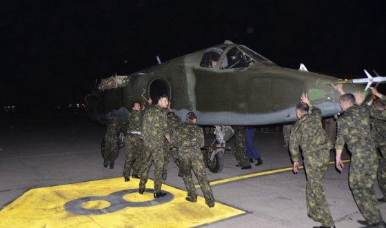 """""""Reuters""""/""""Scanpix"""" nuotr./Irakas įsigijo rusiškus Su-25 lėktuvus"""