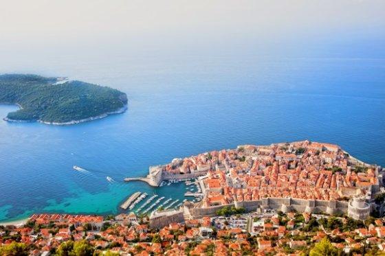 123rf.com nuotr./Dubrovnikas – Kroatijos turizmo centras.