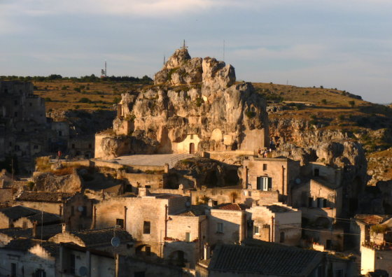 E.Digrytės nuotr./Matera, vienas seniausių pasaulio miestų