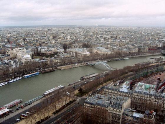 R.Trukanavičiūtės nuotr./Paryžius