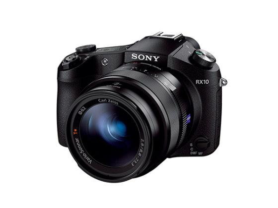 Gamintojo nuotrauka./Sony rx10