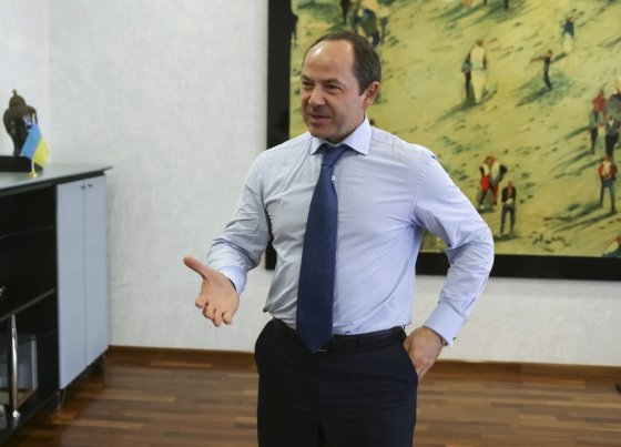 """Scanpix"" nuotr./Serhijus Tihipko"