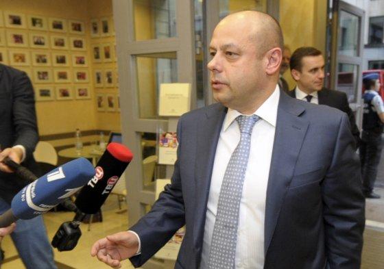 """""""Reuters""""/""""Scanpix"""" nuotr./Ukrainos energetikos ir anglies pramonės ministras Jurijus Prodanas"""