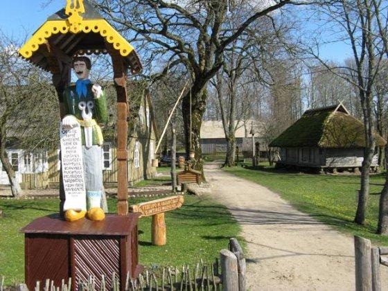 M.Valančiaus muziejus Kretingos r. Nasrėnų kaime